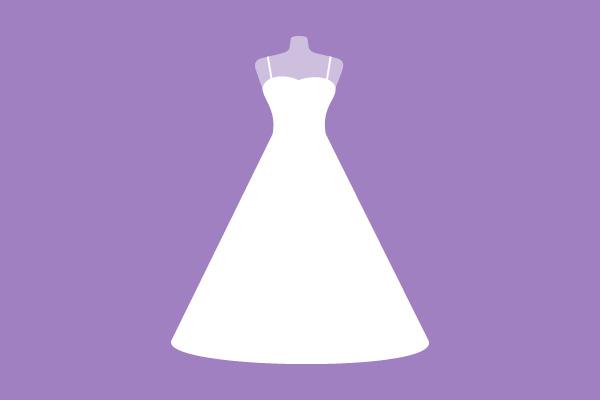 Hochzeitskleider Silhouette A-Linie / Haus der Mode in Wetzlar