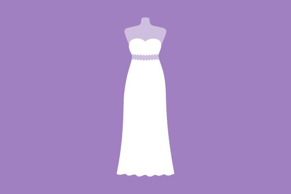 Hochzeitskleider Silhouette Empire / Haus der Mode in Wetzlar