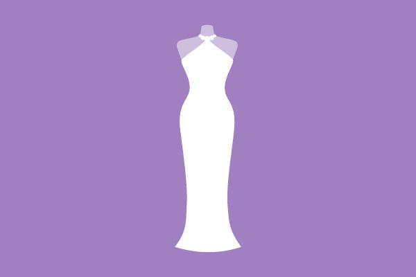 Hochzeitskleider Silhouette I-Linie / Haus der Mode in Wetzlar