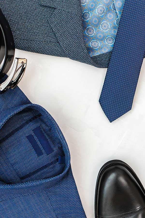 Accessoires für Business-Outfit Männer bei Haus der Mode in Wetzlar